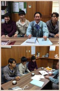 日本の未来を担う若者達!